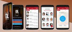 Bartender Mobile app design  Designed by Mirza Iftekar