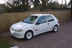 Peugeot 106 Rallye Phase 2 309 Gti, Peugeot 106, Phase 2, Vroom Vroom, Exotic Cars, French Vintage, Vintage Cars, Pugs, Automobile