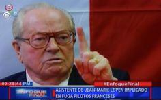 Asistente De Político Frances Implicado En Fuga De Pilotos #Video