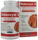 Garden of Life Wobenzym N 800 Tablets Systemic Enzyme Joint Support - EXP 4/19!