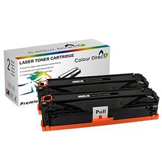 2 X ColourDirect Compatible Toner Cartridge Replacement for TN2320 - Brother HL-L2300D, HL-L2320D, HL-L2340DW, HL-L2360DN, HL-L2360DW, HL-L2365DW, HL-L2380DW, DCP-L2500D, DCP-L2520DW, DCP-L2540DN, DCP-L2560DW, MFC-L2700DW, MFC-L2720DW, MFC-L2740DW Printers . (2,600 Page Yield )