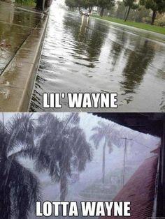 lil wayne...