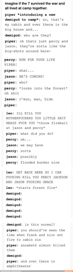 I can totally see this happening. Hahaha