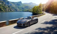 2017 Jaguar F-type SVR: The 200-mph F-type - Photo Gallery of auto show news from Car and Driver - Car Images - Car and Driver