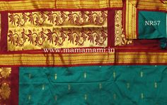 9 Yards Madisar Saree for Iyer and Iyengar - Dhanalakshmi Sundaram - Picasa Web Albums