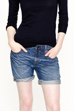 10 killer pairs of denim shorts to stock up on now