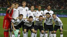 Sie schaffen es, Deutschland! UEFA Euro 2012, Group B - Germany  Next time - I need to be watching in person!