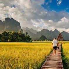 ວັງວຽງ Vang Vieng  #Laos #Asia #ASEAN #LaosPictures #VangVieng