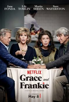 Grace and Frankie (TV Series 2015 – )