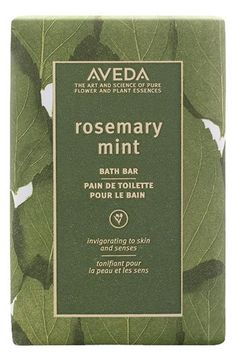 Shop a great selection of Aveda Rosemary Mint Bath Bar. Find new offer and Similar products for Aveda Rosemary Mint Bath Bar. Mint Bar, Bath Soap, Body Treatments, Natural Oils, Natural Skin, Shea Butter, Body Care, Makeup, Everything