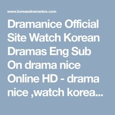 Dramanice Official Site Watch Korean Dramas Eng Sub On drama nice Online HD - drama nice ,watch korean drama,dramafire,dramanice.to goblin and other all famous dramanice eng sub episodes in high quality Korean Drama Eng Sub, Watch Korean Drama, Korean Dramas, Goblin, Cool Watches, Bird, Drama Korea, Birds