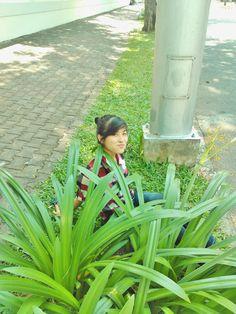Hông cũng chụp :)