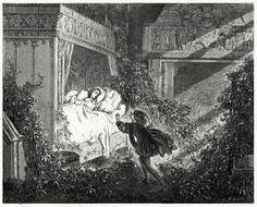 Sleeping Beauty -  Gustave Doré