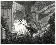 Sleeping Beauty -  Gustave Doré