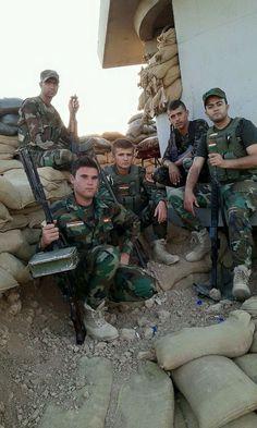peshmerga kurdistan