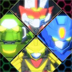 Tenkai Knights!