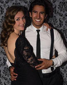Pensez à réserver le plus tôt possible pour votre bal             Coiffure maquillage Bruno Desjardins                         www.salonleopold.com