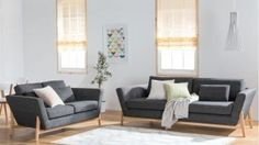 Mansfield Sofa Collection | Domayne