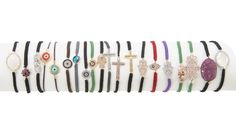 Totally on trend friendship bracelets available now in House of Fraser! #style #friends #layeredjewellery #jewellery