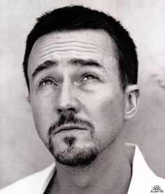 """""""I almost forgot what it's like to be proud of my government."""" ~ Edward Norton"""
