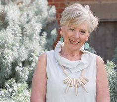 Maggie Beer AM is an Australian cook, food author, restaurateur and food manufacturer.  The Maggie Beer Foundation has announced a new initiative to support the development of a number of spectacular gardens in aged care homes across Victoria - the Wellbeing Gardens program