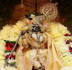 'O Radharaman! In this world I am a museum Of abandoned relationships' - Shree Krishna, Radhe Krishna, Krishna Love, Lord Krishna, Iskcon Vrindavan, Laddu Gopal, Indian Gods, Good Morning Images, Spiritual Life