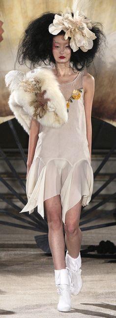 Elisa Palomino, Autumn/Winter 2010, Ready to Wear