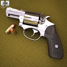 Ruger SP-101 3d model from humster3d.com. Price: $50