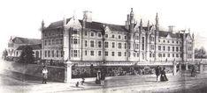 Leeds Moral and Industrial Training Schools, © St James Hospital, Leeds. Leeds England, Yorkshire England, West Yorkshire, Old Pictures, Old Photos, Leeds City, Training School, Eastern Europe, Abandoned Places
