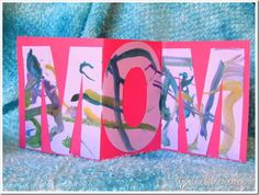watercolor MOM cards