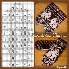Варежки, рукавицы, перчатки | Записи в рубрике Варежки, рукавицы, перчатки | Дневник NatashaCh : LiveInternet - Российский Сервис Онлайн-Дневников