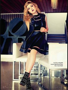 Jennette Mccurdy cover Runway Magazine Winter 2014