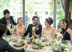 フォトギャラリー(披露宴会場フォト一覧)|兵庫(神戸)の結婚式場ならマーカススクエア神戸|THE MARCUS SQUARE KOBE