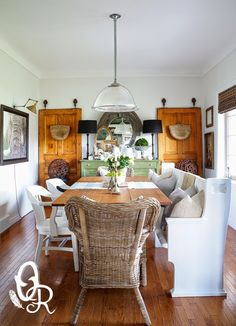 charming eclectic vintage kitchen dining room cottage beach bungalow home decor ideas charming dining room office