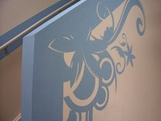 How To Do It Yourself Decorative Wall Painting - Ideas and Instructions