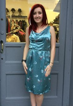 Vintage Handmade Oriental Dress | The Birds & The Bea | ASOS Marketplace