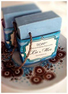 La Mer - soap with bentonite clay www.soap.fi