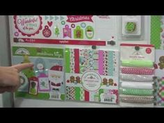 Sugarplums Collection by Doodlebug Designs Video