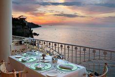 Migliori hotel sul mare in italia - Campania, Bellevue Syrene Sorrento Italia, Romantic Moments, Romantic Places, Beautiful Places, Bellevue Syrene, Amalfi Coast, Vacation Destinations, Luxury Travel, Science Nature