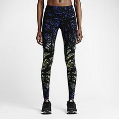 Damskie legginsy do biegania Nike Printed Engineered