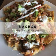 Sunday Funday :) Treat yourself to nacho! #bluefournogrill #sandiego #food #Mediterranean #breakfast #brunch #lunch #dinner #healthy #local #fresh #orderonline