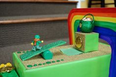 """Leprechaun Traps with Simple Machines 