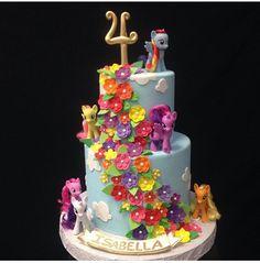 Little Pony Cake, Birthday Cake, Desserts, Food, Tailgate Desserts, Birthday Cakes, Deserts, Meals, Dessert