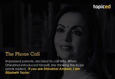 Story of Nita Ambani and Mukesh Ambani – When a Billionaire fell for a Commoner