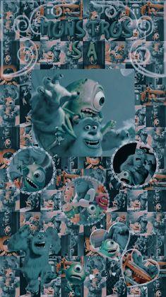 Edits Wallpaper Monstros S.A