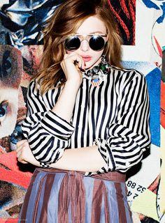 Chloe Moretz for Nylon Magazine