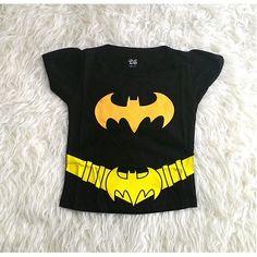Kaos Anak Karakter Disney Batman Black - http://www.adorababyshop.co/jual/kaos-anak-karakter-disney-batman-black/