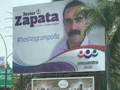 """Risco en Twitter: """"- Ramiro, ya aprobaron la foto, lo imprimes y le pones el hashtag de la campaña - Va, jefe - No se te olvide el hashtag - No, cómo cree... https://t.co/72j8FnCXhH"""""""