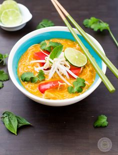 CROCK POT THAI CHICKEN COCONUT SOUP (TOM KHA GAI)