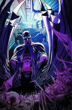 Batman by Guillem March